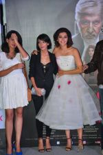 Kirti Kulhari, Andrea Tariang, Taapsee Pannu at Pink trailer launch in Mumbai on 9th Aug 2016 (110)_57a9e442b2f3d.JPG
