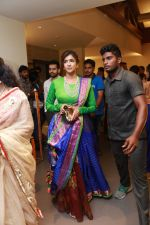 Lakshmi Manchu at Krish weds Ramya wedding reception on 8th Aug 2016