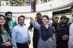 Manisha Koirala at Proud to be Indian Campaign