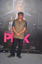 Piyush Mishra at Pink trailer launch in Mumbai on 9th Aug 2016