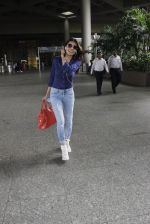 Sherlyn Chopra snapped at airport on 8th Aug 2016