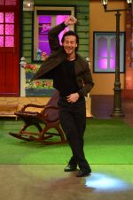 Tiger Shroff promote The Flying Jatt on the sets of The Kapil Sharma Show on 8th Aug 2016 (38)_57a94dbf0211b.JPG