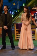 Tiger Shroff, Jacqueline Fernandez promote The Flying Jatt on the sets of The Kapil Sharma Show on 8th Aug 2016 (45)_57a94dce65ef9.JPG