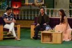 Tiger Shroff, Jacqueline Fernandez promote The Flying Jatt on the sets of The Kapil Sharma Show on 8th Aug 2016 (50)_57a94e4710565.JPG
