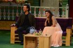 Tiger Shroff, Jacqueline Fernandez promote The Flying Jatt on the sets of The Kapil Sharma Show on 8th Aug 2016 (51)_57a94dd2183e1.JPG