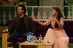 Tiger Shroff, Jacqueline Fernandez promote The Flying Jatt on the sets of The Kapil Sharma Show on 8th Aug 2016 (53)_57a94dd2b1292.JPG