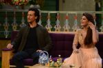 Tiger Shroff, Jacqueline Fernandez promote The Flying Jatt on the sets of The Kapil Sharma Show on 8th Aug 2016 (54)_57a94e48eeab4.JPG