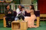 Tiger Shroff, Jacqueline Fernandez promote The Flying Jatt on the sets of The Kapil Sharma Show on 8th Aug 2016 (62)_57a94e4d15e29.JPG