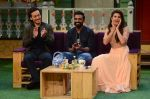 Tiger Shroff, Jacqueline Fernandez, Remo D Souza promote The Flying Jatt on the sets of The Kapil Sharma Show on 8th Aug 2016 (139)_57a94e56bfbc6.JPG