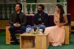 Tiger Shroff, Jacqueline Fernandez, Remo D Souza promote The Flying Jatt on the sets of The Kapil Sharma Show on 8th Aug 2016 (141)_57a94ddfe77d9.JPG