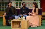 Tiger Shroff, Jacqueline Fernandez, Remo D Souza promote The Flying Jatt on the sets of The Kapil Sharma Show on 8th Aug 2016 (142)_57a94e5799163.JPG