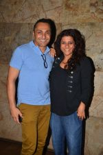 Zoya Akhtar at Rahul Bose screening in Mumbai on 8th Aug 2016