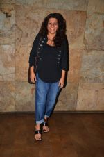 Zoya Akhtar at Rahul Bose screening in Mumbai on 8th Aug 2016 (15)_57a94d0db2ff6.JPG