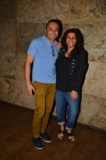 Zoya Akhtar at Rahul Bose screening in Mumbai on 8th Aug 2016 (17)_57a94d0f69001.JPG