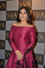 Bhumi Pednekar at SVA Autumn Winter collection launch on 9th Aug 2016 (126)_57aaaec481ca7.JPG