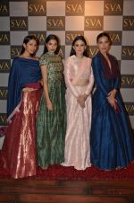 Candice Pinto, Aanchal Kumar, Deepti Gujral at SVA Autumn Winter collection launch on 9th Aug 2016 (33)_57aaae85c16ec.JPG