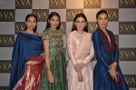 Candice Pinto, Aanchal Kumar, Deepti Gujral at SVA Autumn Winter collection launch on 9th Aug 2016