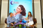 Deepika Padukone, brand ambassador of India�s no.1 sugar free chewing gum Orbit in conversation with Wrigley India Managing Director, MV Natarajan in Bangalore on August 5, 2016 (2)_57ab3b60b459c.jpg