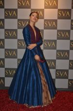 Deepti Gujral at SVA Autumn Winter collection launch on 9th Aug 2016