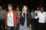 Hrithik Roshan, Pooja Hegde snapped at airport on 9th Aug 2016 (5)_57ab3abe6a76a.JPG