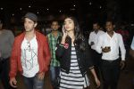 Hrithik Roshan, Pooja Hegde snapped at airport on 9th Aug 2016 (6)_57ab3ae28722d.JPG