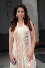 Krishika Lulla at Banjo launch in Mumbai on 9th Aug 2016 (19)_57aaaa9d8fd5b.JPG