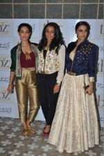 Neha Dhupia, Sarah Jane Dias at Natasha J preview in Mumbai on 9th Aug 2016 (16)_57aaae58f1bea.JPG