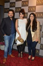 Shaheen Abbas at SVA Autumn Winter collection launch on 9th Aug 2016
