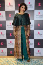 Tanisha Mukherjee at Kashish Infiore store for Shruti Sancheti preview on 9th Aug 2016 (14)_57aad6847ace2.JPG