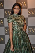 at SVA Autumn Winter collection launch on 9th Aug 2016