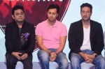 A R Rahman, Salim Merchant, Sulaiman Merchant at the launch of Qyuki_s Jammin on 10th Aug 2016 (18)_57ac484176299.JPG