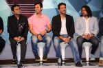 A R Rahman, Salim Merchant, Sulaiman Merchant at the launch of Qyuki_s Jammin on 10th Aug 2016 (12)_57ac4805ca1bf.JPG