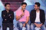 A R Rahman, Salim Merchant, Sulaiman Merchant at the launch of Qyuki_s Jammin on 10th Aug 2016 (15)_57ac47c2e0ad8.JPG