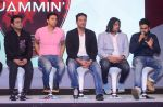 A R Rahman, Salim Merchant, Sulaiman Merchant at the launch of Qyuki_s Jammin on 10th Aug 2016 (16)_57ac480710396.JPG