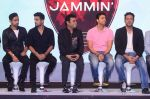 A R Rahman, Salim Merchant, Sulaiman Merchant at the launch of Qyuki_s Jammin on 10th Aug 2016 (17)_57ac47c3a8594.JPG