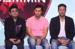 A R Rahman, Salim Merchant, Sulaiman Merchant at the launch of Qyuki_s Jammin on 10th Aug 2016 (19)_57ac4828b9ab7.JPG
