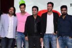 A R Rahman, Salim Merchant, Sulaiman Merchant at the launch of Qyuki_s Jammin on 10th Aug 2016 (27)_57ac47c643393.JPG