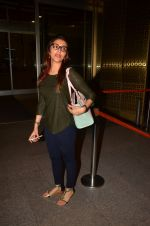 Aarti Chhabria snapped at airport on 10th Aug 2016