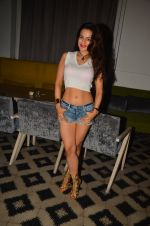 Ameesha Patel snapped at Corner House for friends party on 10th Aug 2016 (16)_57ac444fc6f48.JPG