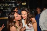 Ameesha Patel snapped at Corner House for friends party on 10th Aug 2016 (2)_57ac44427fcf8.JPG