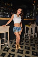 Ameesha Patel snapped at Corner House for friends party on 10th Aug 2016 (27)_57ac445a0d5ba.JPG
