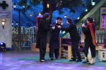 Anup Jalota, Pankaj Udhas, Talat Aziz on the sets of The Kapil Sharma Show on 10th Aug 2016 (3)_57ac80b5854be.JPG