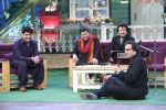 Anup Jalota, Pankaj Udhas, Talat Aziz on the sets of The Kapil Sharma Show on 10th Aug 2016 (4)_57ac80b7d4969.JPG