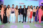 Arjun Rampal, Lara Dutta, Zayed Khan at Miss Diva Event on 10th Aug 2016