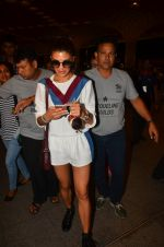 Jacqueline Fernandez snapped at airport on 10th Aug 2016