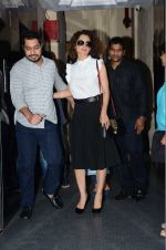 Kangana Ranaut snapped leaving recording studio on 10th Aug 2016 (9)_57ac842b5f3c1.JPG