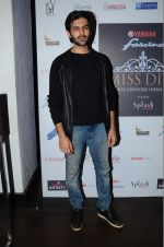 Kartik Aaryan at Miss Diva Event on 10th Aug 2016