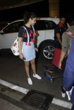 Parineeti Chopra snapped at airport on 10th Aug 2016