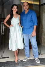 Pooja Hegde, Ashutosh Gowariker promote Mohenjo Daro in INOX, Mumbai on 11th Aug 2016 (22)_57ac8403d42fb.JPG