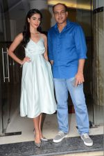 Pooja Hegde, Ashutosh Gowariker promote Mohenjo Daro in INOX, Mumbai on 11th Aug 2016